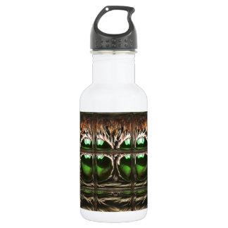Spider mosaic 532 ml water bottle