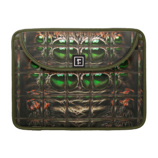 Spider mosaic sleeve for MacBook pro
