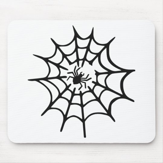 Spider Mouse Mat