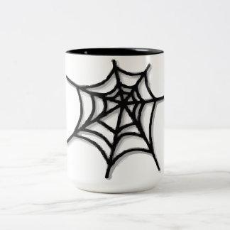 Spider Two-Tone Mug