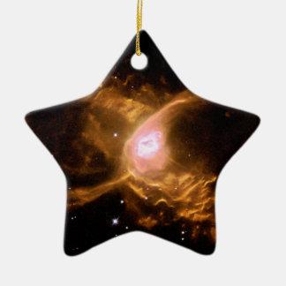 Spider Nebula Ceramic Star Decoration