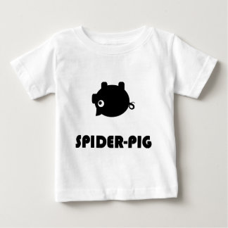 Spider-Pig Light T-shirts