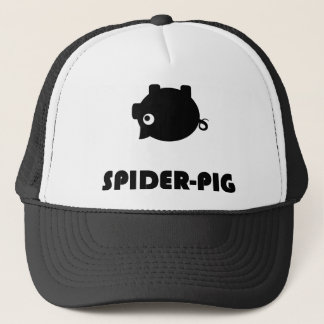 Spider-Pig Light T-shirts Trucker Hat