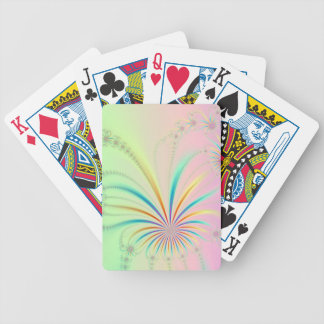 Spider Plant Fractal Playing Cards