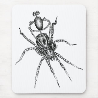 Spider Rider Mouse Pad