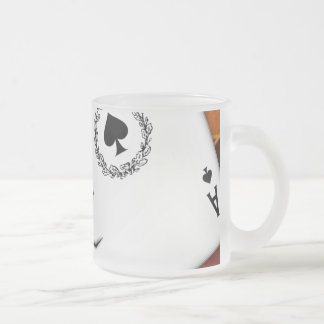 Spider Solitaire 3D · Frosted Mug