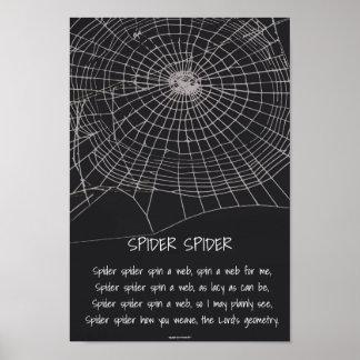 Spider Spider Poster