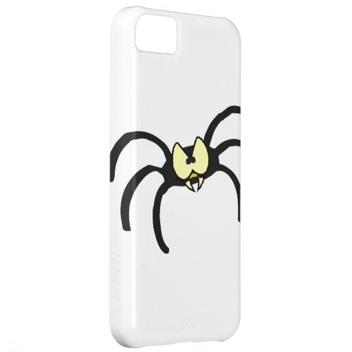 Spider Spooky October Fall Party Destiny Art iPhone 5C Covers