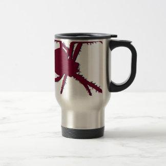 Spider Stainless Steel Travel Mug