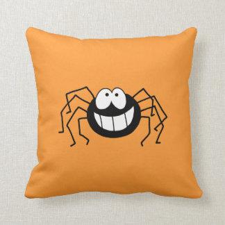 Spider! Throw Pillow