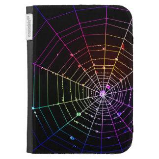 Spider Web 1 Kindle Case