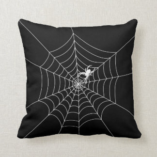Spider Web Cushion