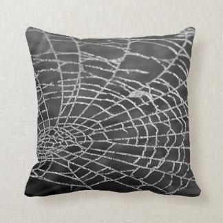 Spider Web Cushion