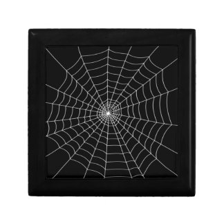 Spider Web Gift Box