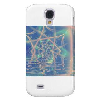 Spider Web Lake V1 Samsung Galaxy S4 Case