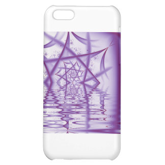 Spider Web Lake V4 iPhone 5C Covers