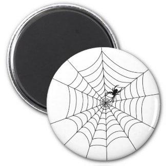 Spider Web Magnet