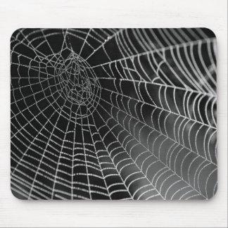 Spider Web Mouse Mat