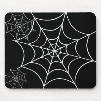 Spider Web Mouse Mat