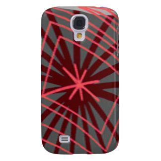 Spider Web Spiderweb Exotic Design Samsung Galaxy S4 Cover