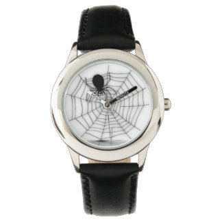 Spider Web Watch