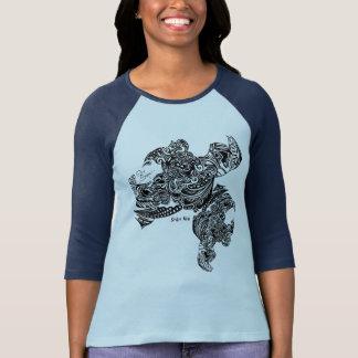 Spider Web Womens T's T-Shirt
