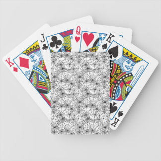 Spider Webs Bicycle Playing Cards