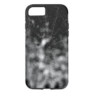 Spider webs make compelling shapes. iPhone 8/7 case