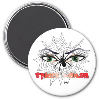 Spider woman/magnet
