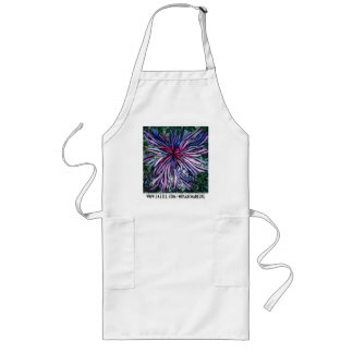 Spidermum Stained Glass Apron
