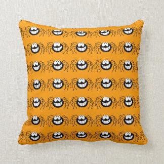 Spiders! Cushion