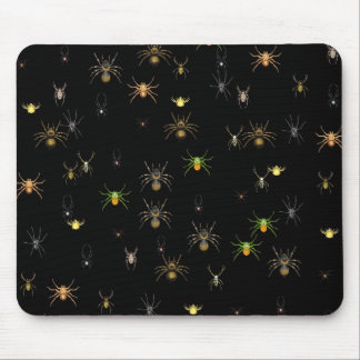 spiders mouse mat