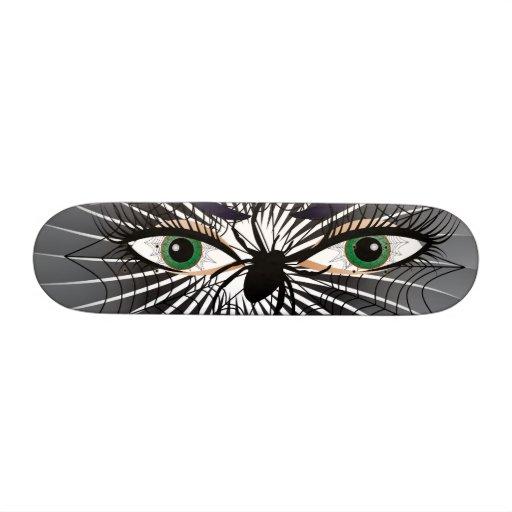 Spiders - Mrs. Skateboard