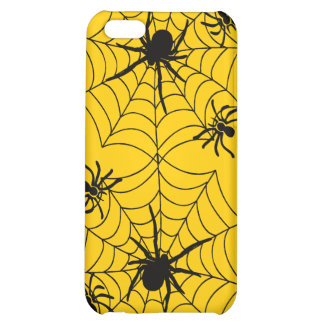 SPIDERS ON WEB iPhone 5C CASES