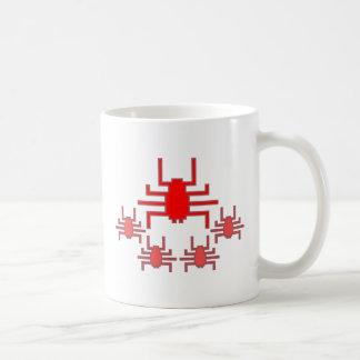 Spiders spiders mug