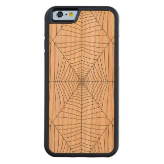 SPIDER'S WEB CARVED® CHERRY iPhone 6 BUMPER