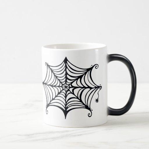 Spider's Web Mug