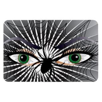 Spiders - woman/Premium Flexi magnet