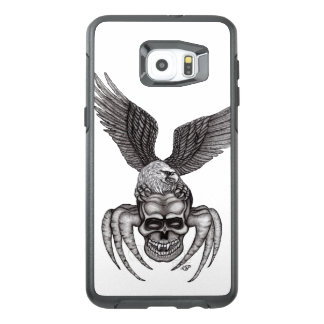Spiderskull with Eagle OtterBox Samsung Galaxy S6 Edge Plus Case