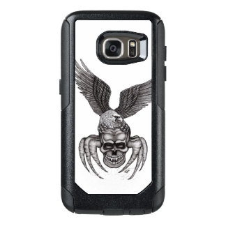 Spiderskull with Eagle OtterBox Samsung Galaxy S7 Case