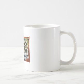 Spidora Basic White Mug