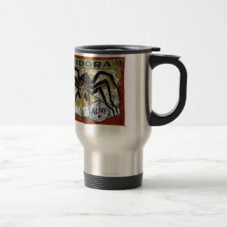 Spidora Stainless Steel Travel Mug