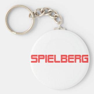 Spielberg Basic Round Button Key Ring