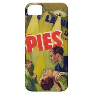 Spies 1928 iPhone 5/5S case