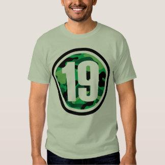 Spies #19 Camo (crisp) T-shirt