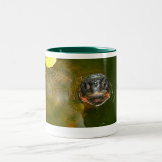 Spike 02 Two-Tone mug