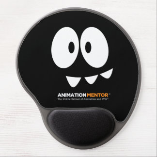 Spike Eyes Mouse Pad - Animation Mentor Gel Mouse Pad