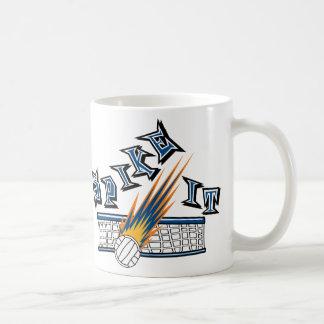 Spike It Coffee Mugs