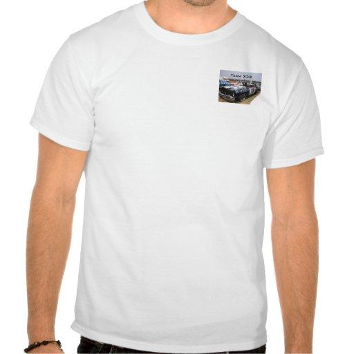 Spike Mike Demolition Team Shirts