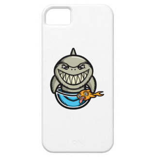 Spike the Shark iPhone 5 Cover